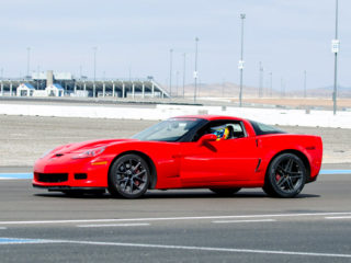 Exotics Racing at the Las Vegas Motor Speedway
